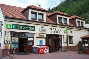 Pension Karlštejn Vinice
